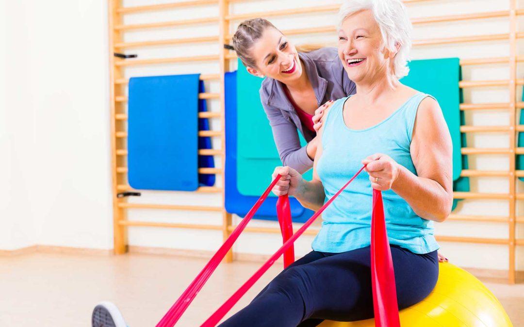 Physiotherapie Geriatrie